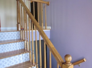 sprayframes,curtains,stairs 022