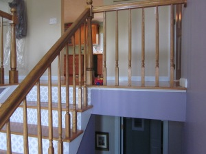 sprayframes,curtains,stairs 023