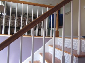sprayframes,curtains,stairs 038